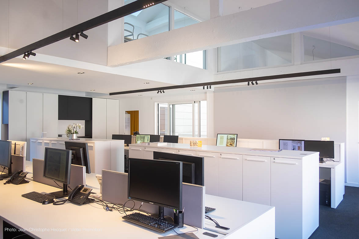 Architecte D Intérieur Lille agence d'architecture - mv2 architectes